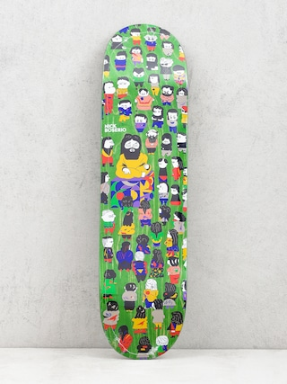 Deck Polar Skate Nick Boserio False Prophets (light green)