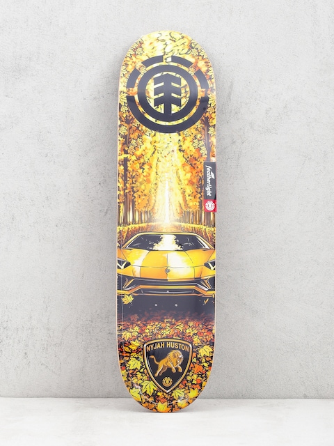 Deck Element Nyjah Gold Tree Tour (assorted)