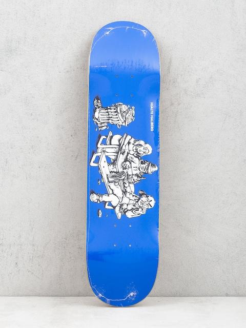 Deck Polar Skate Hjalte Halberg Picknick (blue)