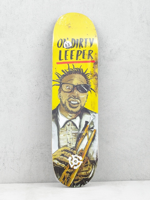 Deck Stereo Ol Dirty Leeper (yellow/multi)