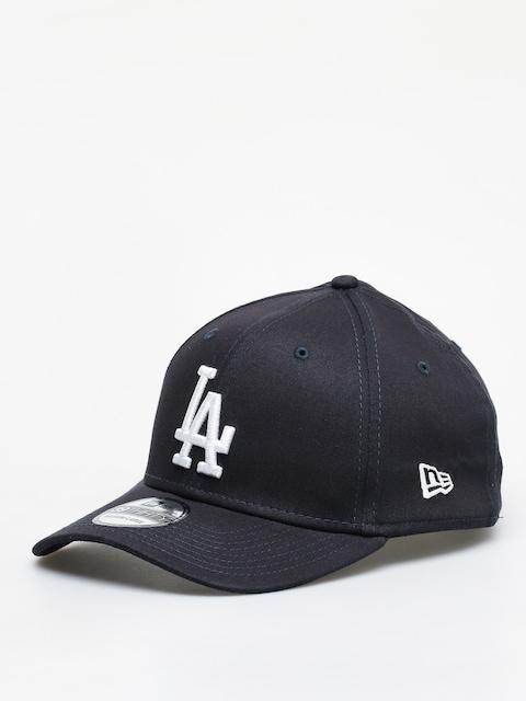 Czapka z daszkiem New Era 3930 League Basic Los Angeles Dodgers ZD (navy/optic white)