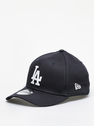 Czapka z daszkiem New Era 3930 League Basic Los Angeles Dodgers ZD (navy/optic white)