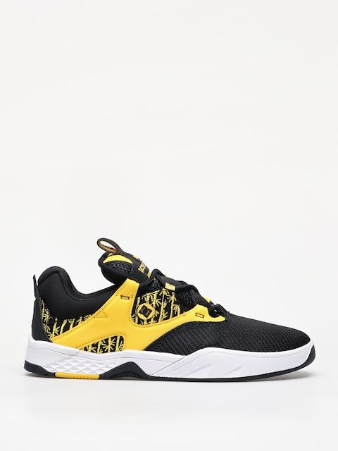 Buty DC Kalis S Tx Se (black/yellow)