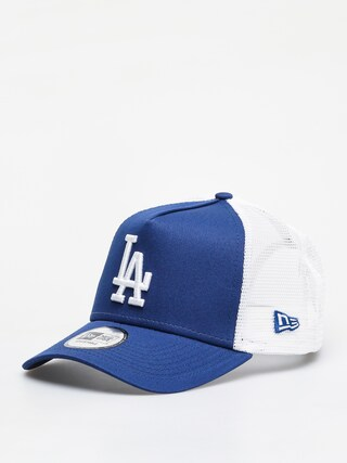 Czapka z daszkiem New Era Clean Trucker Los Angeles Dodgers ZD (light royal/optic white)