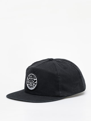 Czapka z daszkiem Rip Curl Washed Wetty Snap Back ZD (washed black)