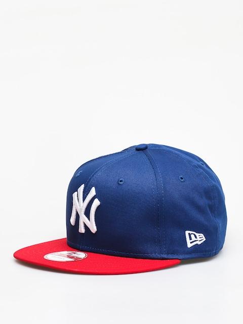 Czapka z daszkiem New Era Mlb Cotton Bl New York Yankees ZD (royal/red)