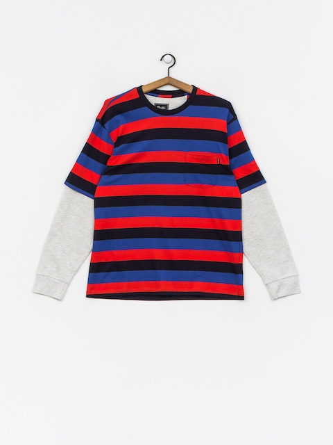 Bluza Primitive Two Fer Stripe Crew