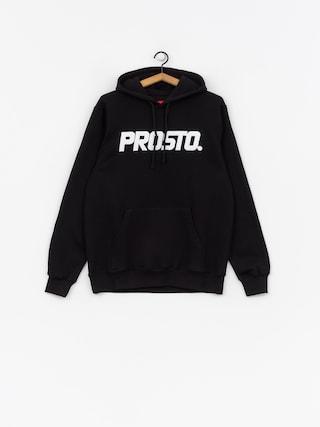 Bluza z kapturem Prosto Standard HD (black)