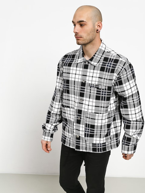 Kurtka Polar Skate Plaid Work
