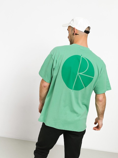 T-shirt Polar Skate Fill Logo