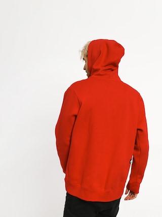 Bluza z kapturem Nike SB Sb Icon HD (university red/white)
