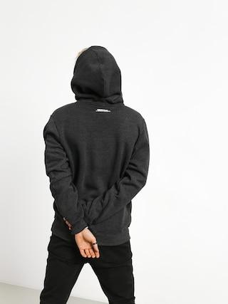 Bluza z kapturem MassDnm Base HD (dark heather grey)