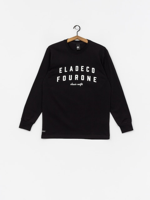 Longsleeve Elade Fourone (black)