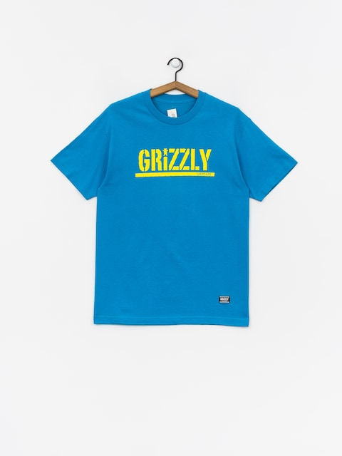 T-shirt Grizzly Griptape Stamped