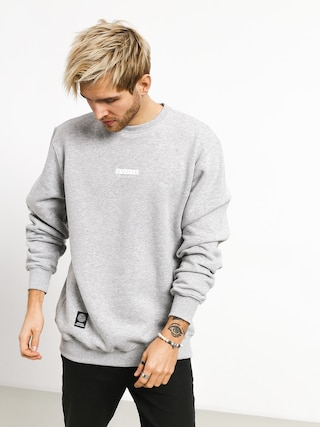 Bluza MassDnm Classics Small Logo (light heather grey)
