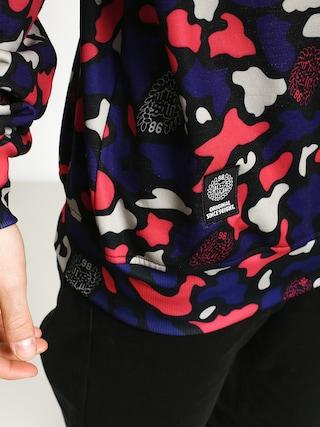 Bluza MassDnm Classics Small Logo (purple camo)