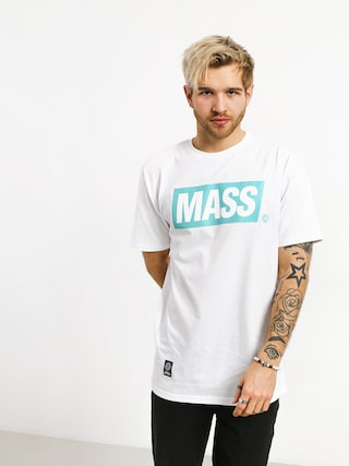T-shirt MassDnm Big Box (white)