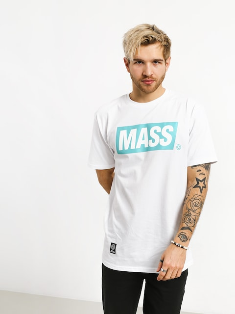 T-shirt MassDnm Big Box (white)