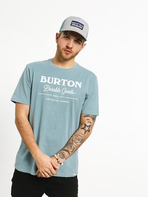 T-shirt Burton Durable Gds (stone blue)