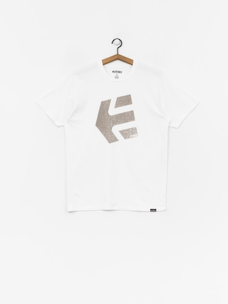 T-shirt Etnies Logomania (white)