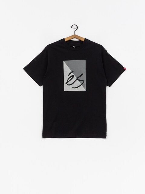 T-shirt Es Split Block (black)