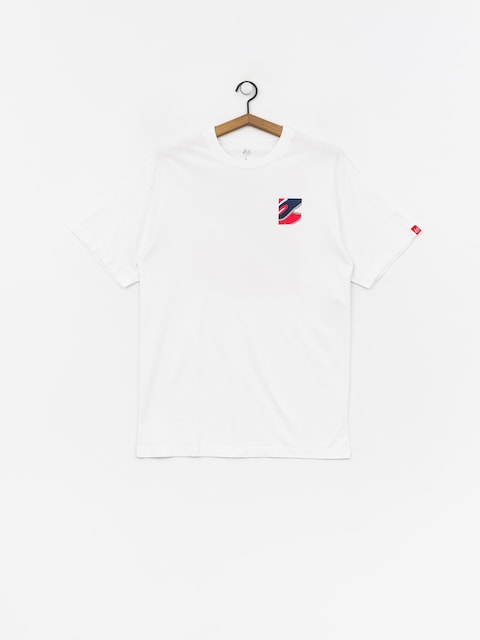 T-shirt Es Color Field (white)