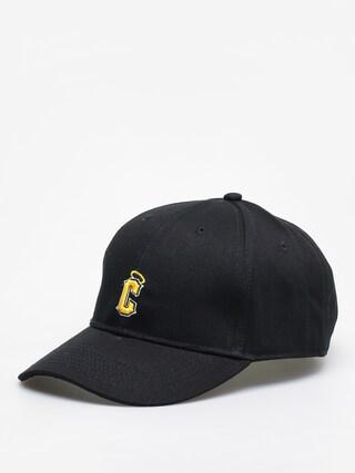 Czapka z daszkiem Cayler & Sons Wl Cangels ZD (black/yellow)