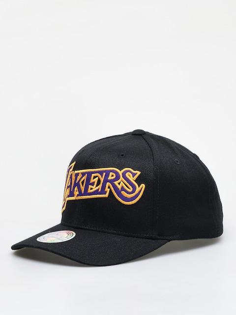 Czapka z daszkiem Mitchell & Ness Jersey Logo La Lakers ZD (black)