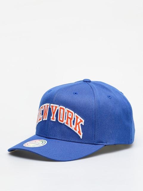 Czapka z daszkiem Mitchell & Ness Jersey Logo Ny Knicks ZD