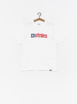 T-shirt Etnies Box (white)