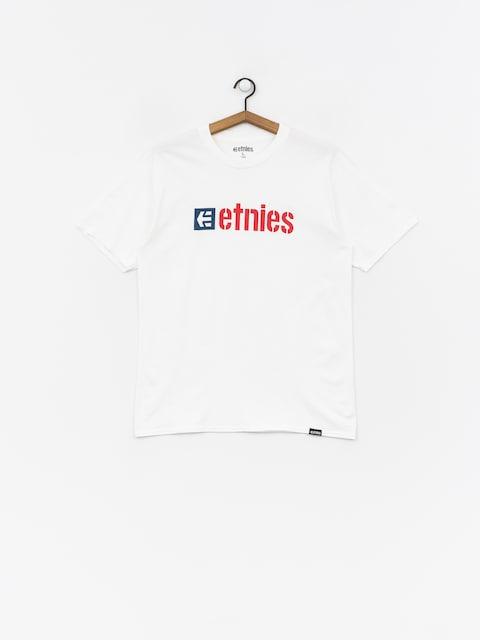 T-shirt Etnies Box