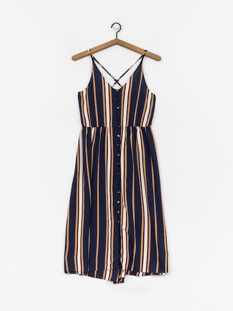 Sukienka Roxy Sunset Beauty Wmn (dress blue macy stripe)