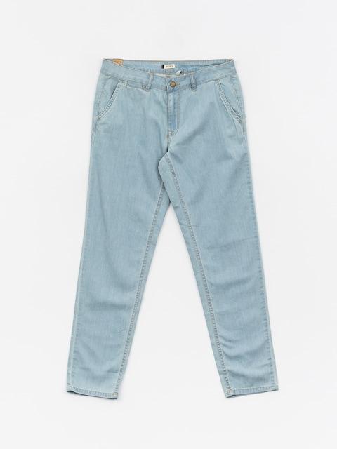 Spodnie Roxy Let The Sunshine Wmn (bleached blue)