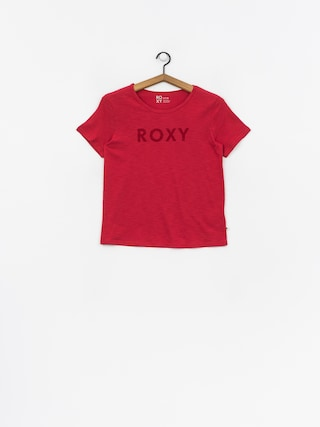 T-shirt Roxy Red Sunset A Wmn (american beauty)