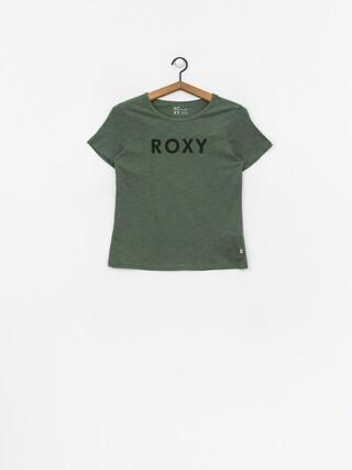 T-shirt Roxy Red Sunset A Wmn (duck green)