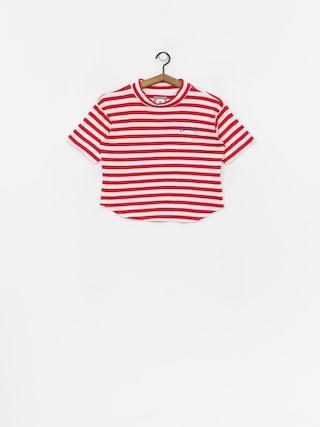 T-shirt Element Loveless Wmn (raspberry)