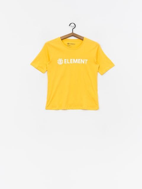 T-shirt Element Element Logo Cr Wmn