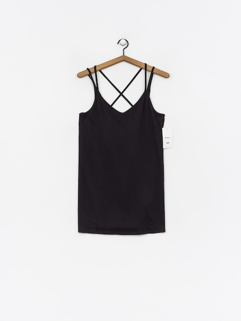 Sukienka RVCA Vacay Wmn (black)