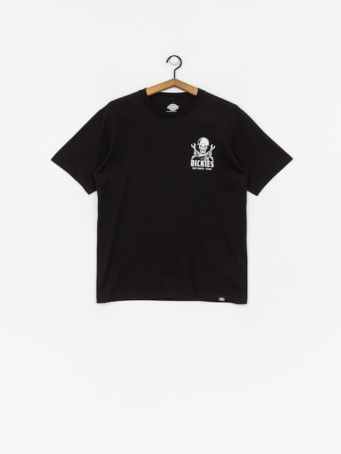 T-shirt Dickies Selkirk (black)
