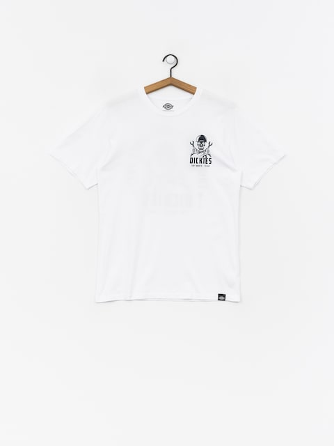 T-shirt Dickies Selkirk (white)