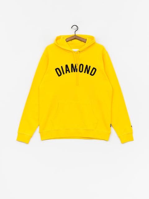 Bluza z kapturem Diamond Supply Co. Diamond Arch HD