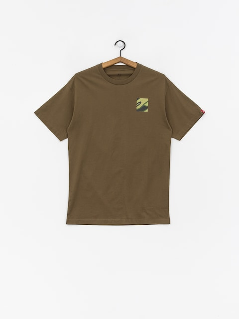 T-shirt Es Color Field (olive)