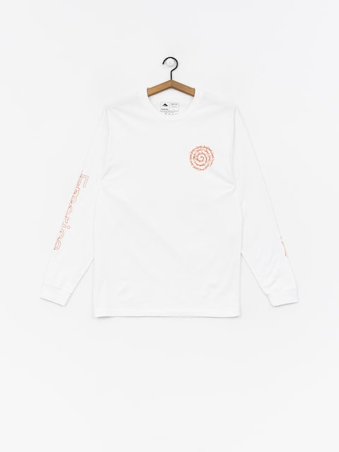 Longsleeve Emerica Barbed (white)
