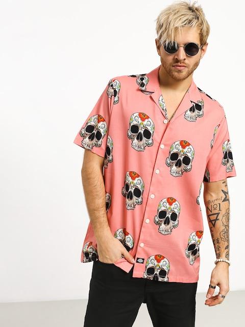 Koszula Dickies Blossvale (flamingo)