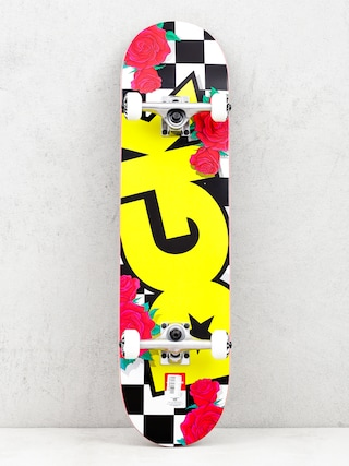 Deskorolka DGK Fast Times (yellow/black/white)