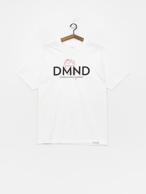 T-shirt Diamond Supply Co. Dmnd Amour
