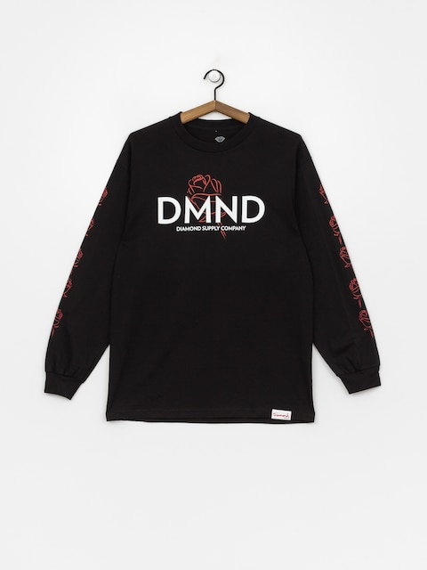 Longsleeve Diamond Supply Co. Dmnd Amour (black)