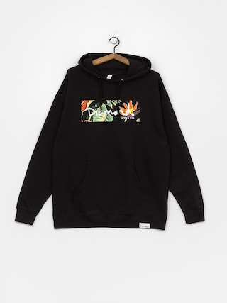 Bluza Diamond Supply Co. Paradise Box Logo (black)