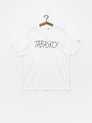 T-shirt Tabasko Tag (white)