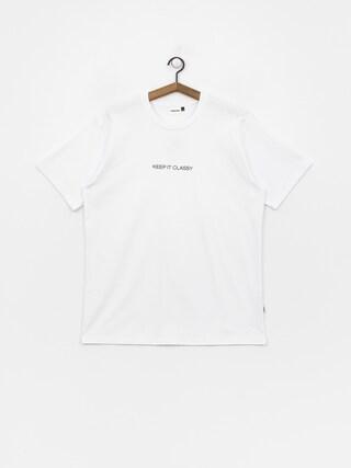 T-shirt Tabasko Keep It Classy (white)